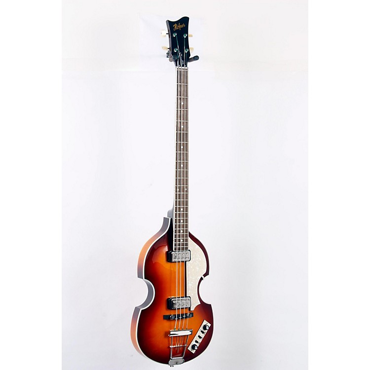 Hofner H500/1-CT Contemporary Series Violin Bass Guitar Sunburst 888365222745