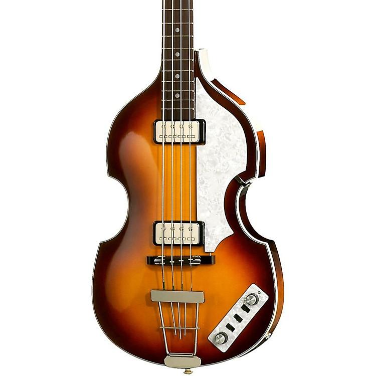 HofnerH500/1-CT Contemporary Series Violin Bass GuitarSunburst