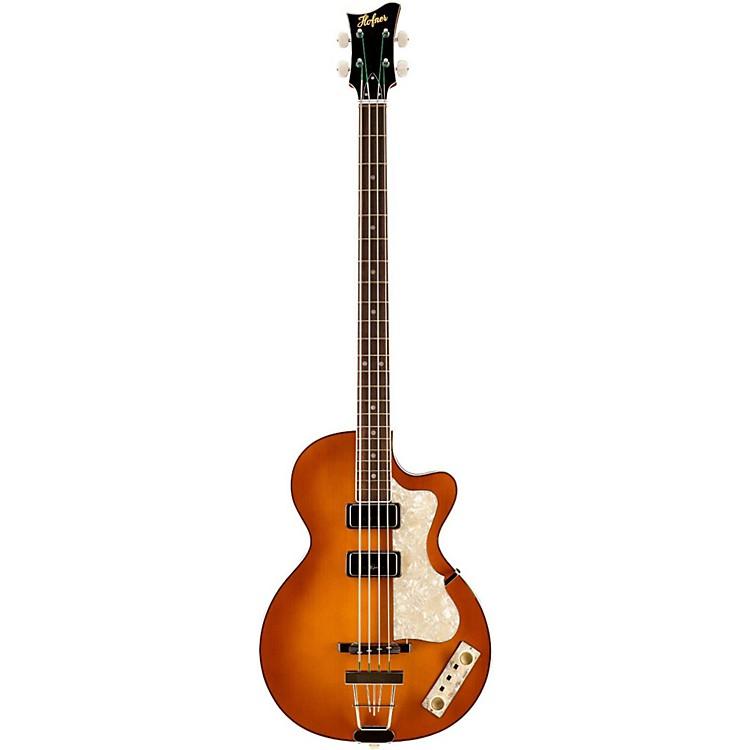 HofnerH500/2 Club Bass LTDDark Violin