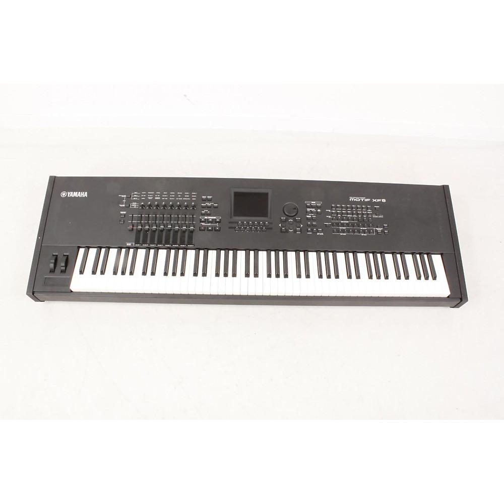 Yamaha motif xf8 88 key music production synthesizer for Yamaha motif keyboard