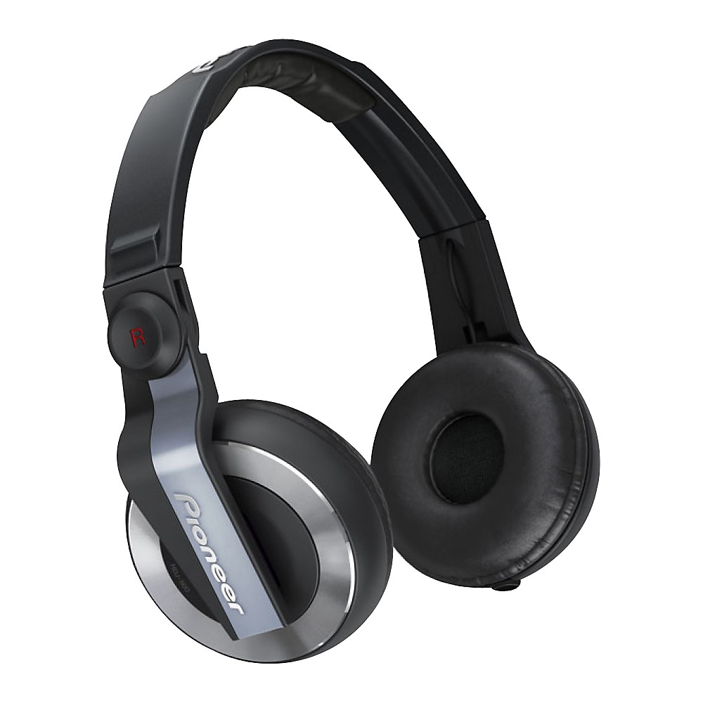 Pioneer HDJ-500 DJ HEADPHONES Black