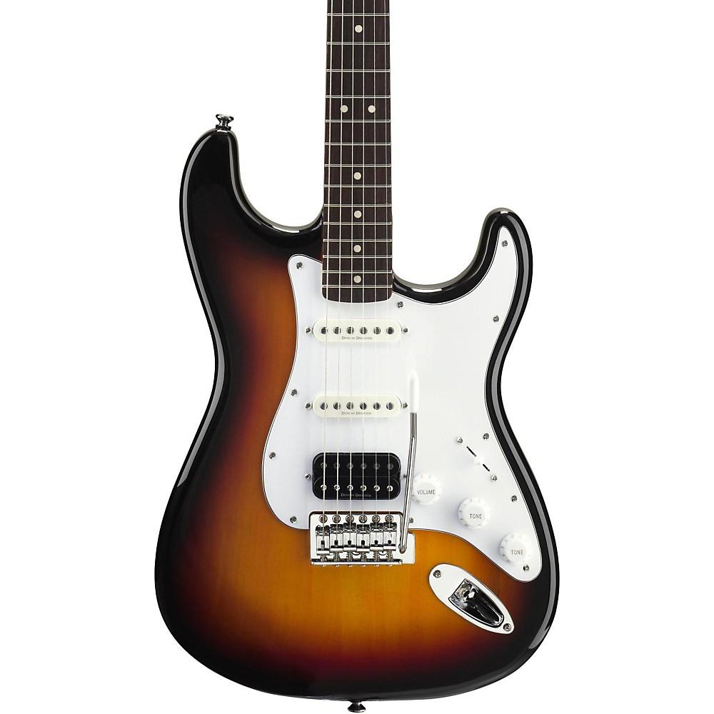 squier vintage modified stratocaster hss guitar 3 color sunburst rosewood ebay. Black Bedroom Furniture Sets. Home Design Ideas