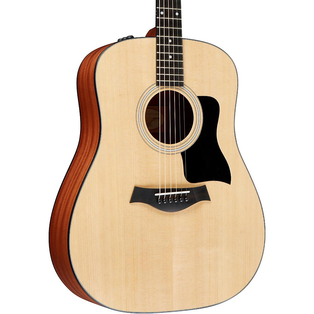 Taylor 110e Dreadnought Acoustic-Electric Guitar Natural