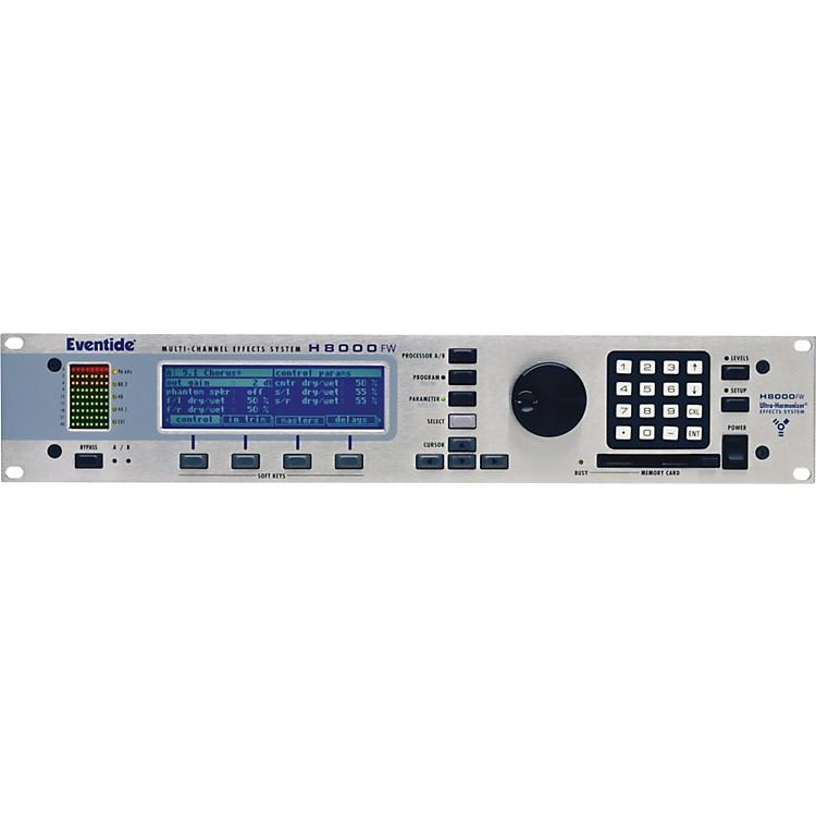 EventideH8000FW 8-Channel Ultra-Harmonizer Effects Processor