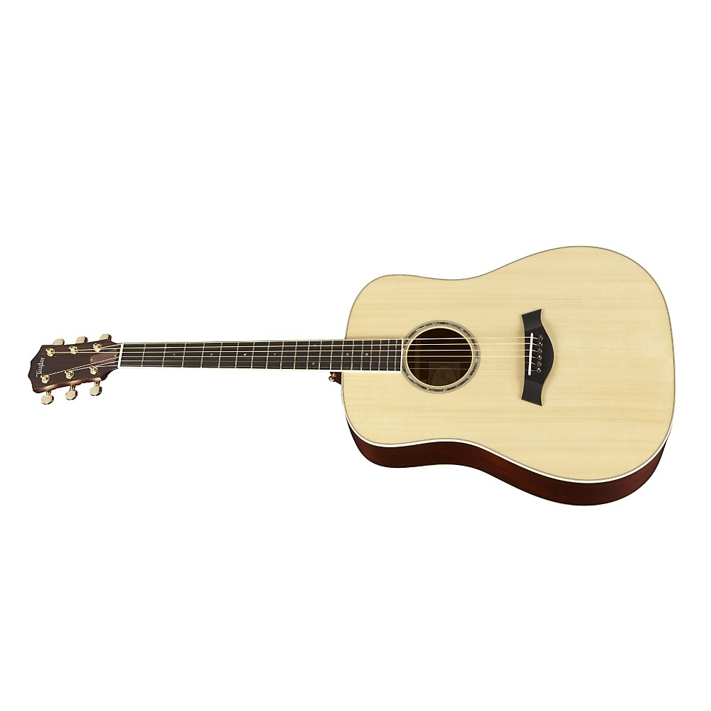 Taylor DN5-L Mahogany/Spruce Dreadnought Left-Handed Acoustic Guitar Mahogany Stain