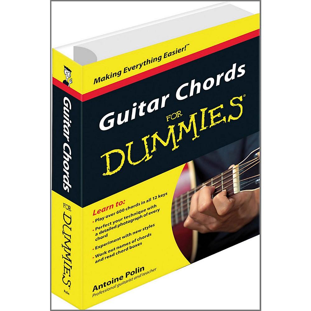 Mel Bay Guitar Chords for Dummies
