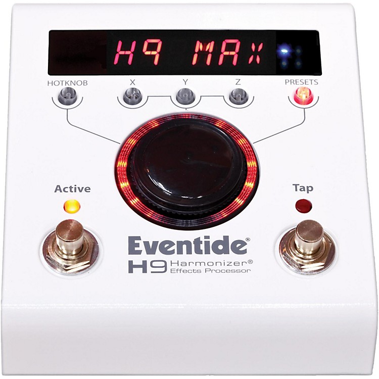 EventideH9 MAX Stereo Delay Guitar Effects Pedal