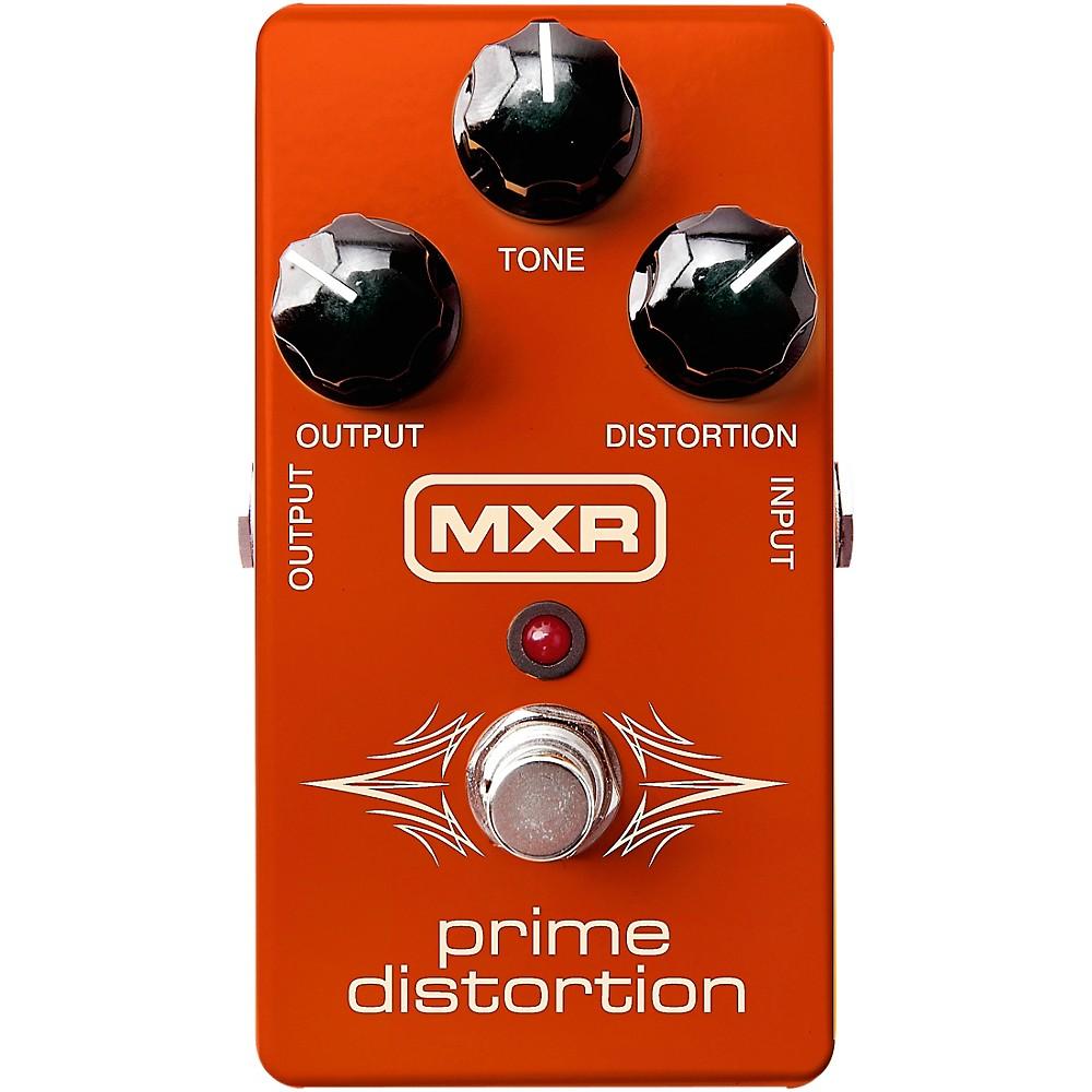 mxr m69 prime distortion guitar effects pedal ebay. Black Bedroom Furniture Sets. Home Design Ideas