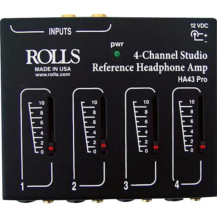 Rolls HA43 Stereo Headphone Amp