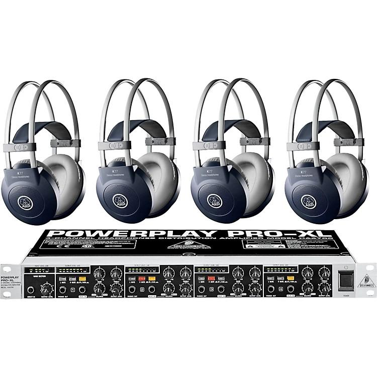 AKGHA4700/K77 Headphone Four Pack