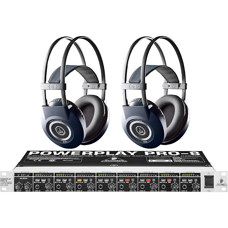 AKGHA8000/K99 Headphone Two Pack