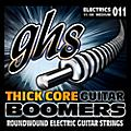 GHS HC-GBM Thick Core Boomers Medium Electric Guitar Strings (11-56)
