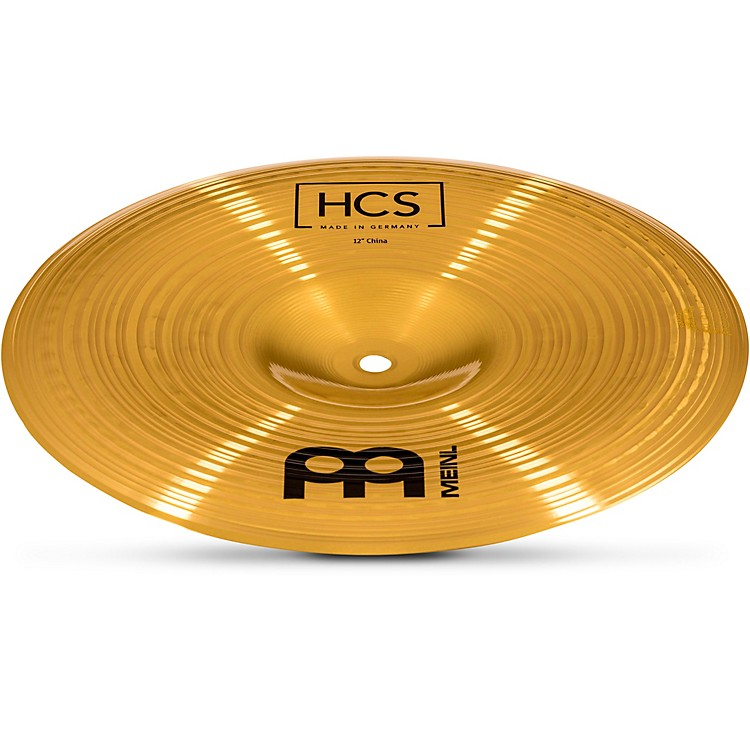 MeinlHCS China Cymbal12 in.