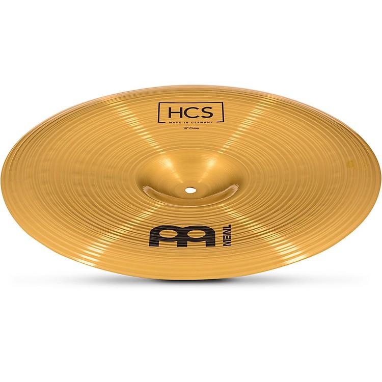 MeinlHCS China Cymbal