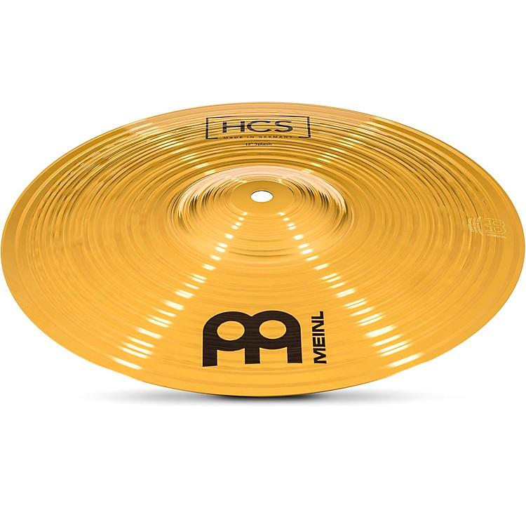 MeinlHCS Splash Cymbal12 In