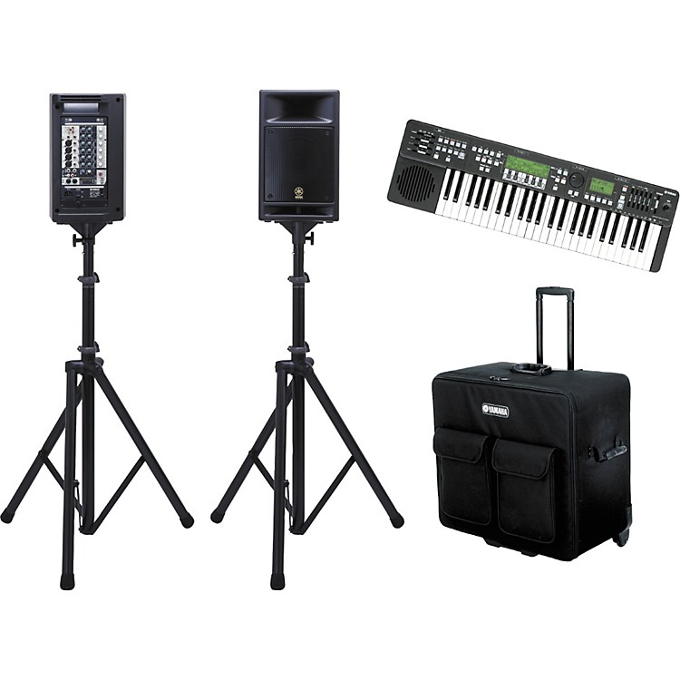 Yamaha HD-200 / StagePas 300 Package