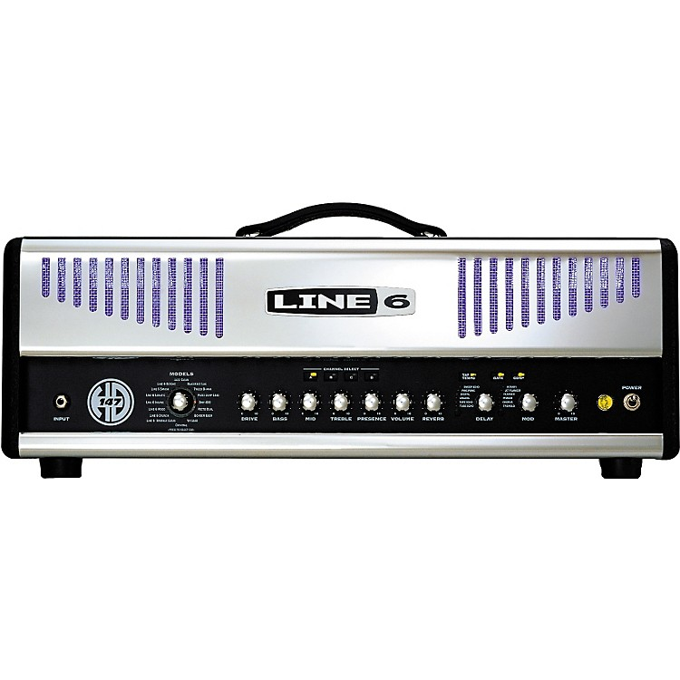 Line 6 HD147 300W Guitar Amp Head