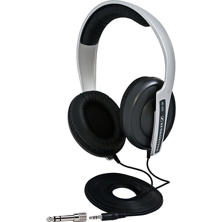 SennheiserHD203 Closed Back Around Ear Studio Headphones