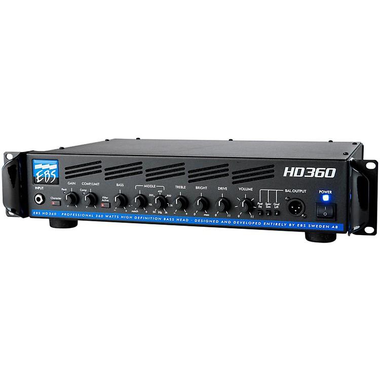 EBSHD360 360W Bass Guitar Amplifier Head
