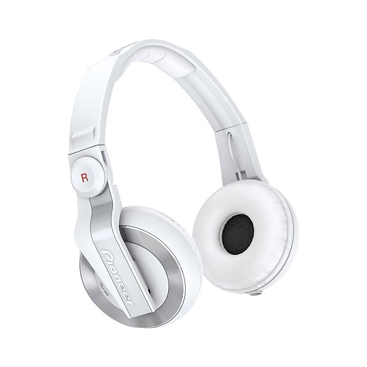 PioneerHDJ-500 DJ HEADPHONESWhite