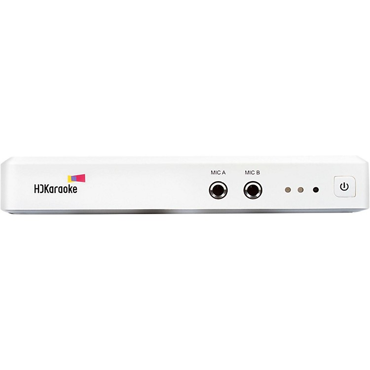HDKaraoke HDK Box 2.0 Internet Enabled Karaoke Player Compatible with iOS & Android Apps