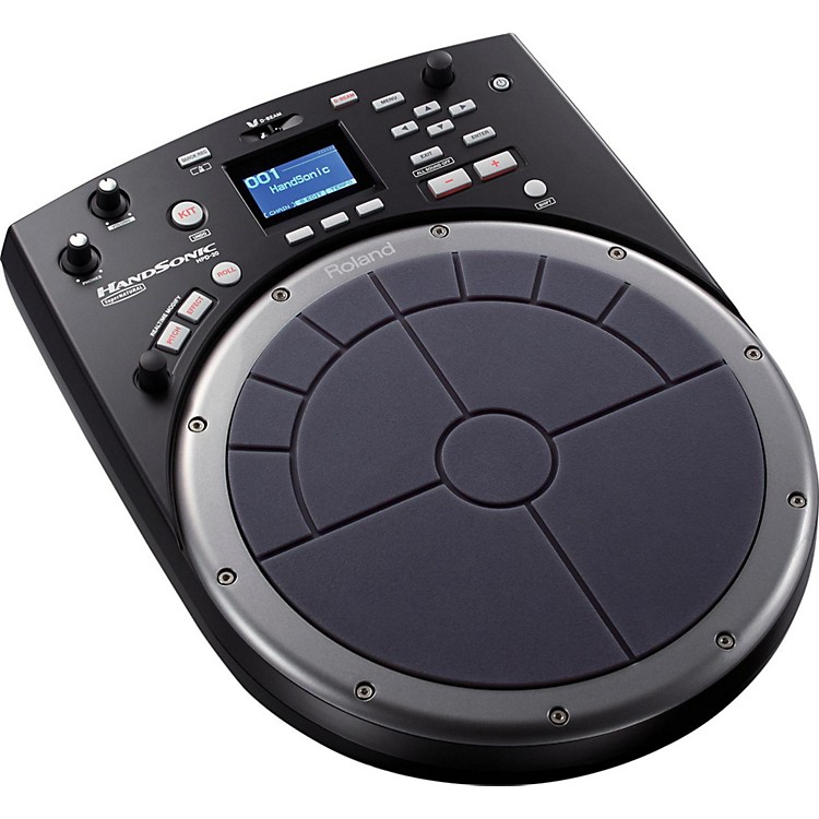 Roland HDP-20 HandSonic Digital Hand Percussion Controller Black