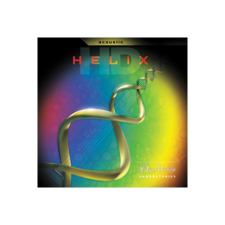 Dean Markley HELIX HD 2083 Acoustic Guitar Strings - 80/20 Med