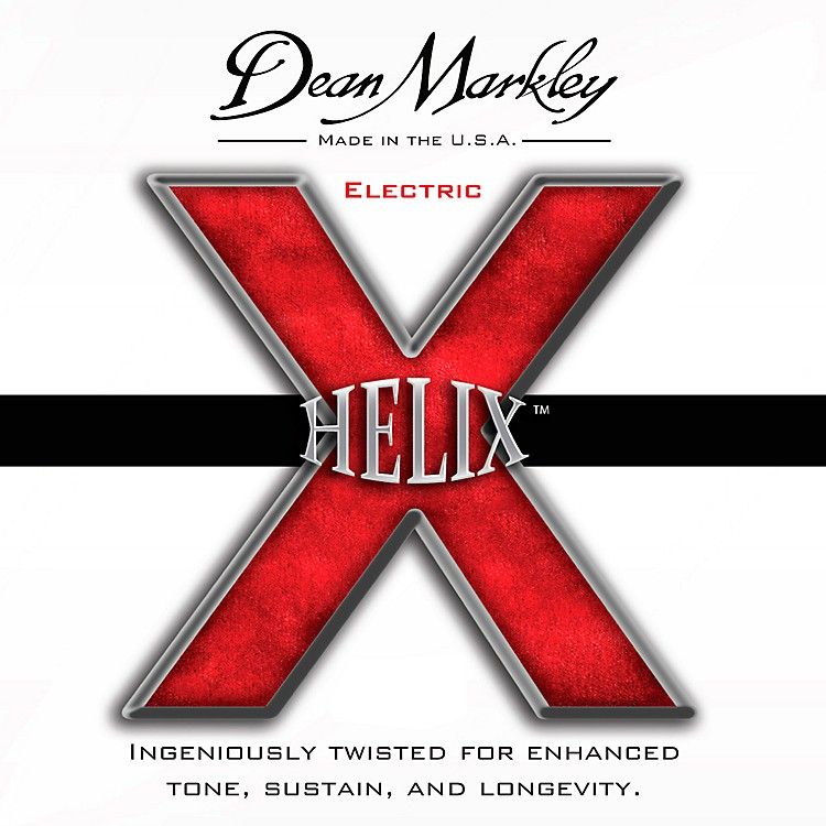 Dean Markley HELIX HD Electric Guitar Strings (REG)