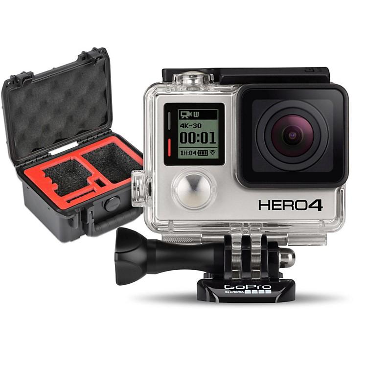 GoProHERO4 Black - Standard with Single Case