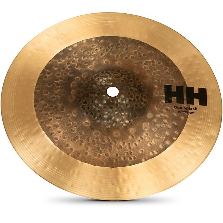 SabianHH Duo Splash Cymbal10 in.