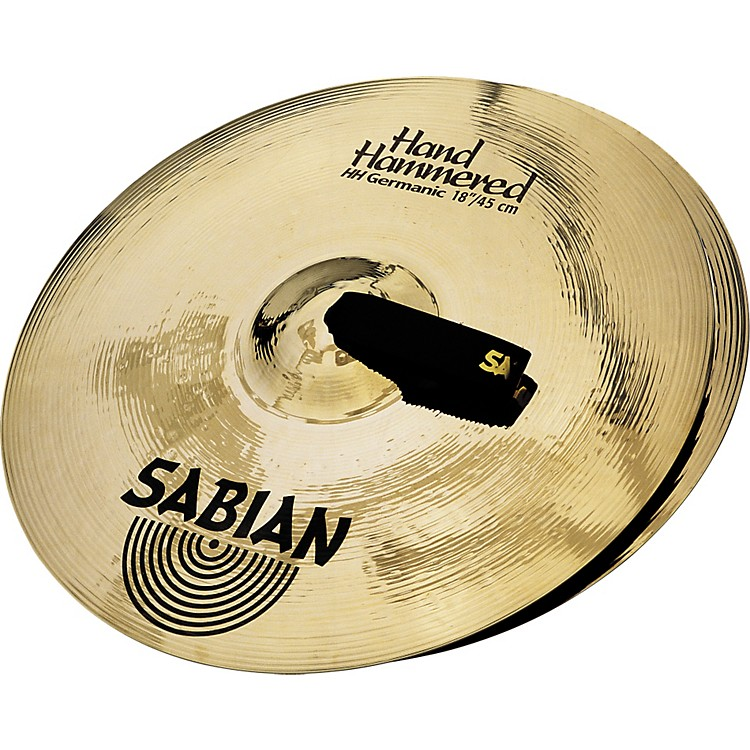 SabianHH Hand Hammered Germanic Series Orchestral Cymbal Pair