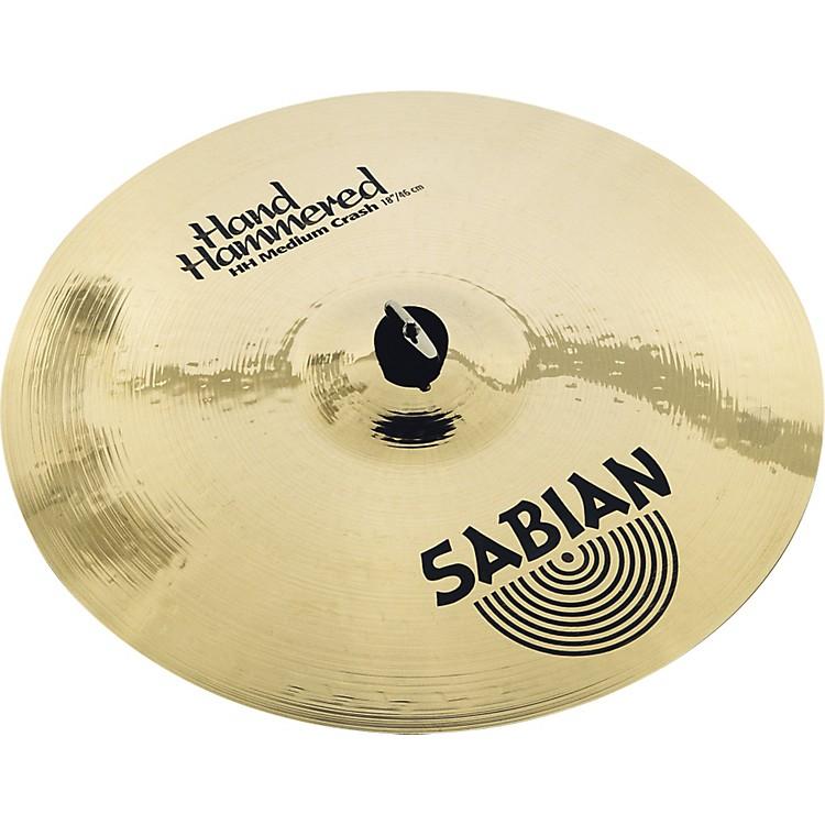 SabianHH Series Medium Crash Cymbal18 Inches