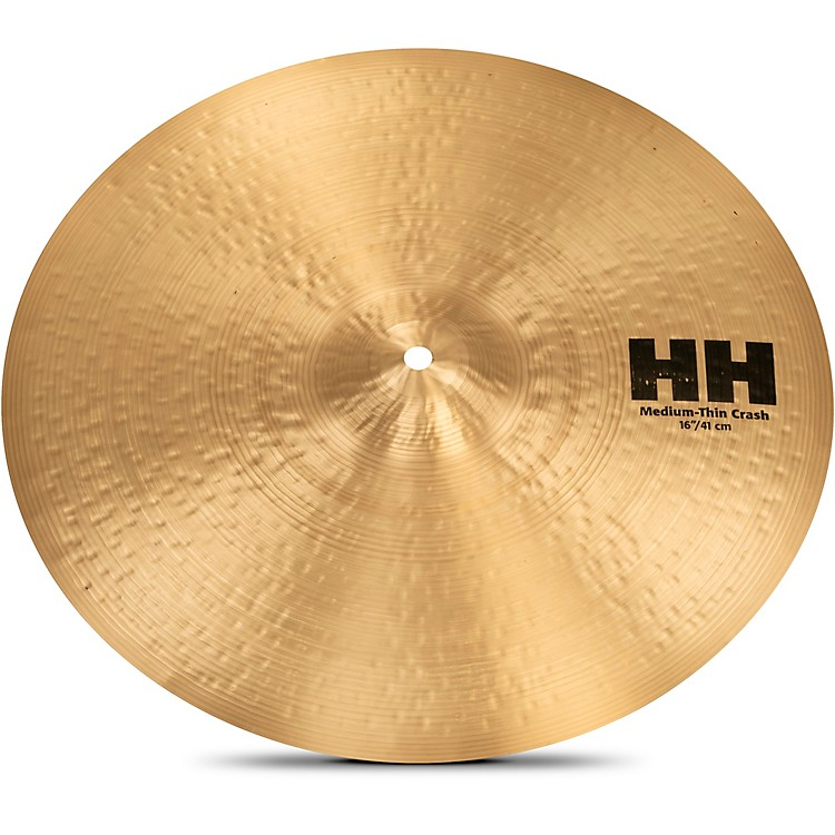 Sabian HH Series Medium Thin Crash Cymbal