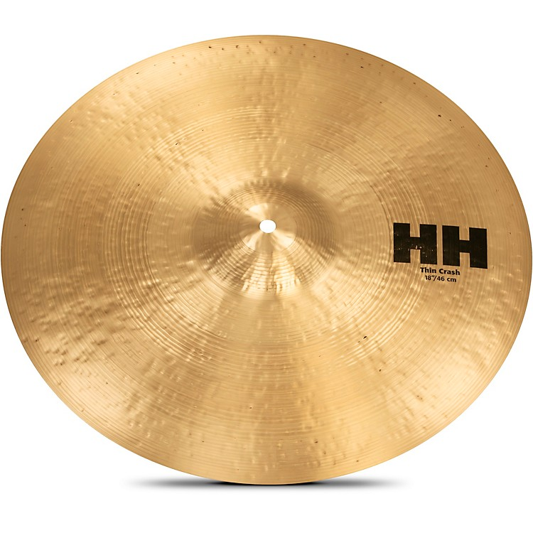 Sabian HH Series Thin Crash Cymbal