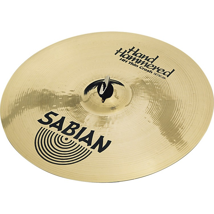 Sabian HH Thin Crash Brilliant