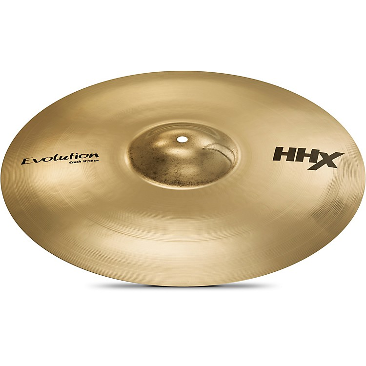 SabianHHX Evolution Series Crash Cymbal18 in.