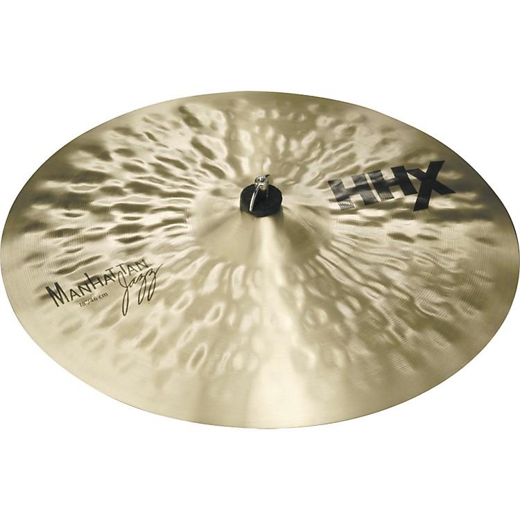 SabianHHX Manhattan Jazz Crash Cymbal18 in.