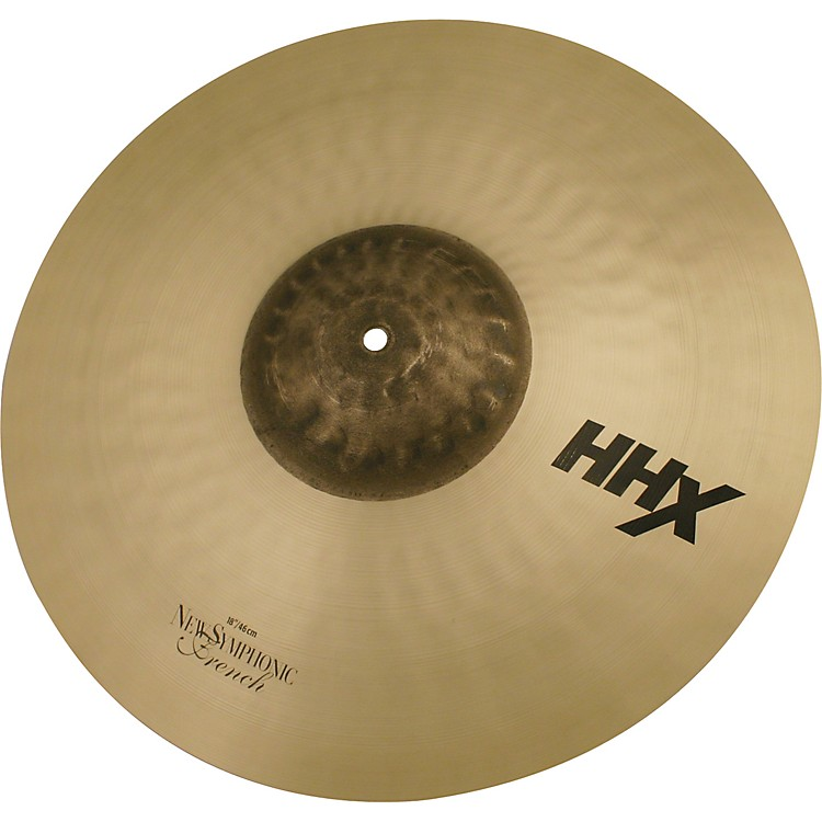 Sabian HHX New Symphonic French 17