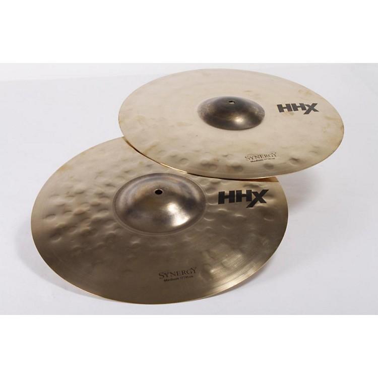 SabianHHX Synergy Medium Series Cymbal Pair17 Inch Pair886830501784