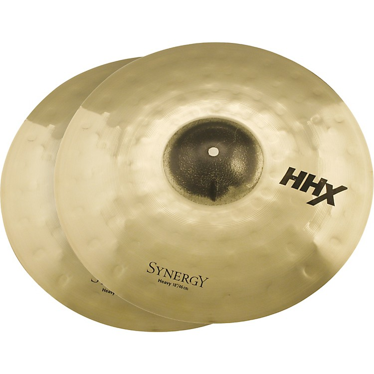 SabianHHX Synergy Series Heavy Orchestral Cymbal Pair21 in. Pair