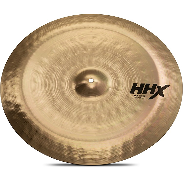 Sabian HHX Zen China Cymbal Brilliant Finish 20 Inch Brilliant