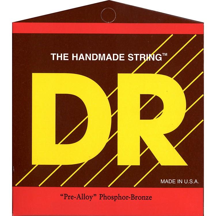 DR StringsHM DR MUSIC PM12 PRE ALLOY PHOS BRZ MED ACOUS STR
