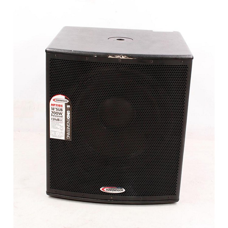 Harbinger HP118S Powered Subwoofer Regular 888365000640