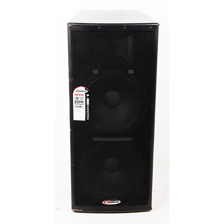Harbinger HP215 Powered Loudspeaker Regular 888365018065