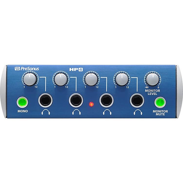 PreSonusHP4 Discrete 4-Channel Headphone Amp