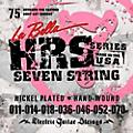 LaBella HRS-75 7-String Electric Guitar Strings