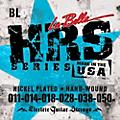 LaBella HRS-BL Nickel Blues Light Electric Guitar Strings