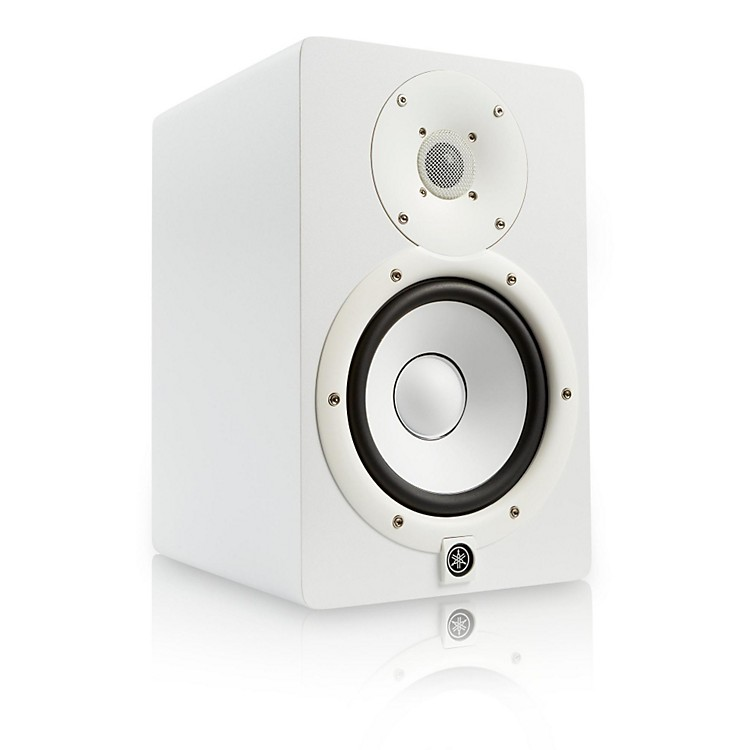 Yamaha HS7 W Powered Studio Monitor White
