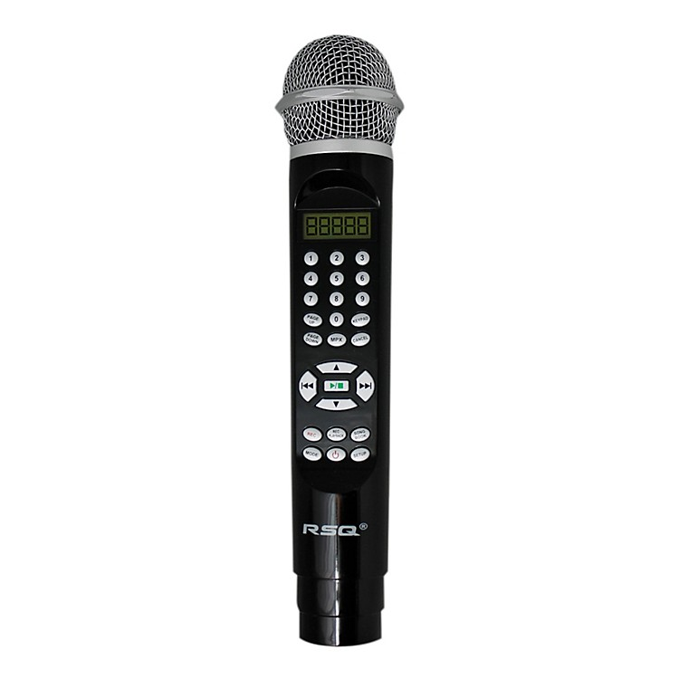 RSQ HSK-202 Microphone Karaoke Player