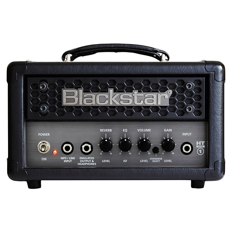 Blackstar HT Metal Series HT1MH 1W Tube Guitar Head w/Reverb Black